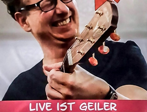 """Programm """"Live ist geiler als draußen"""""""